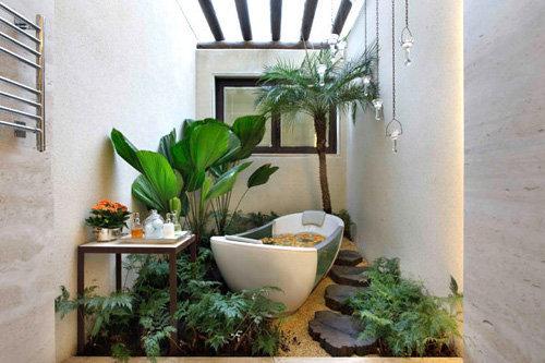 Phong Thủy Cho Phòng Tắm