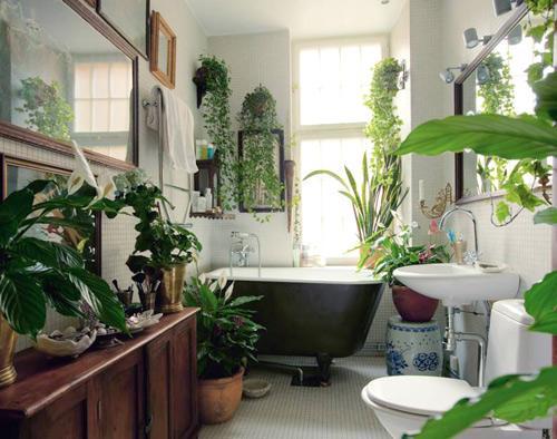 Mẹo hay để nhà tắm luôn sạch