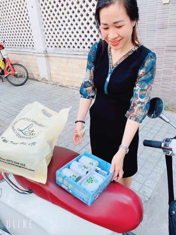 Bộ chai lọ sứ giá rẻ tại TPHCM- Green Life