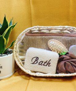 dụng cụ tắm green life