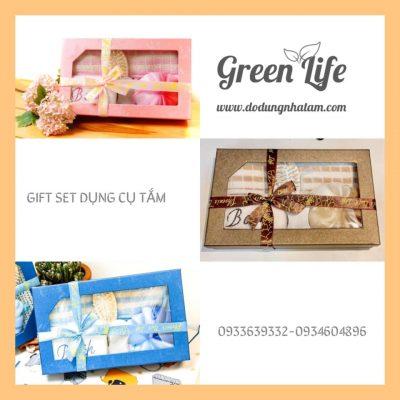 bộ quà tặng công ty tại TPHCM - Green Life