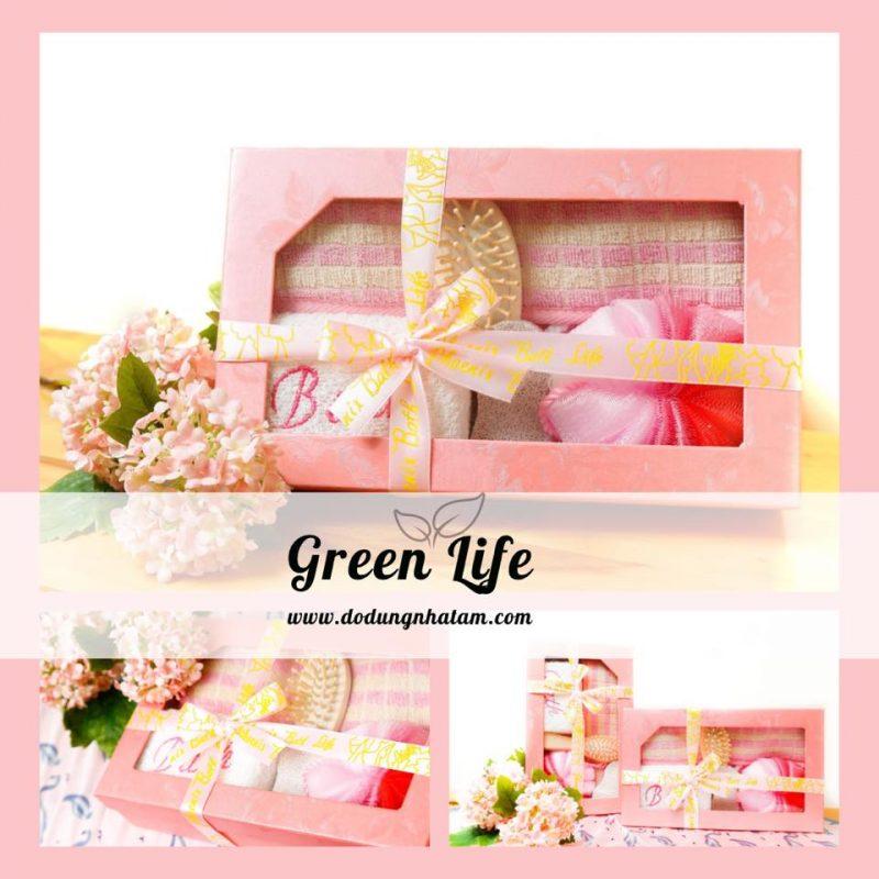 Quà tặng công ty 20-10 TPHCM- Green Life